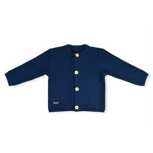 Купить Кардиган LEO размер 104, синий, Свитеры и кардиганы