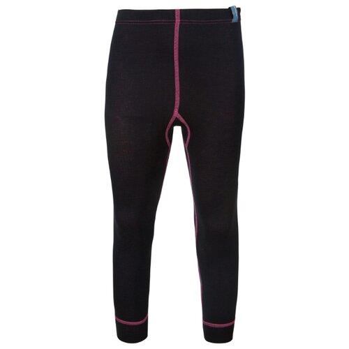 Купить Кальсоны Oldos Active 002ДК размер 128, черный/розовый, Термобелье