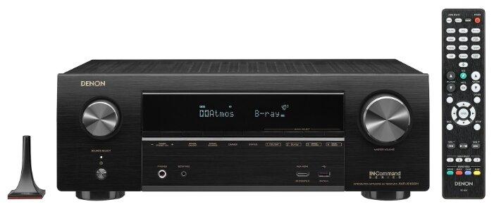 AV-ресивер Denon AVR-X1600H black фото 1