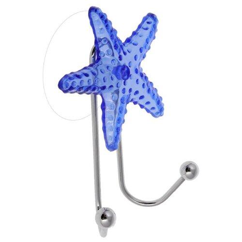 Крючок SonWelle Морская звезда 1184STAR хром