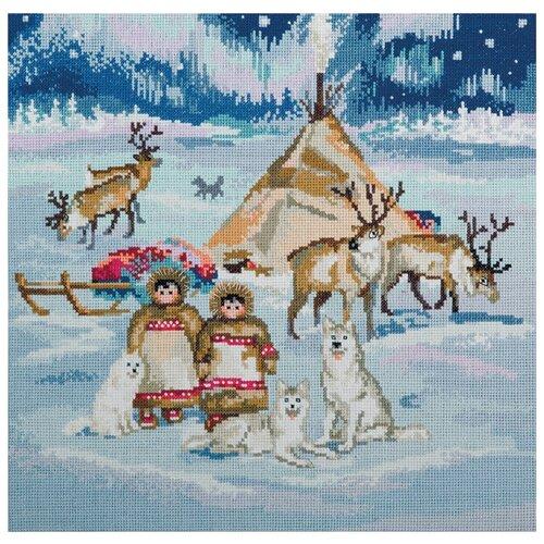 Купить Набор для вышивания PANNA L-7057 Звездная страна, Наборы для вышивания