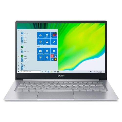 Ноутбук Acer SWIFT 3 SF314-42-R1AB (NX.HSEER.00L), серебристый ноутбук