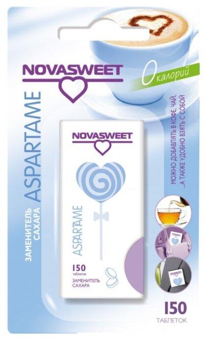 NOVASWEET Заменитель сахара Aspartame таблетки