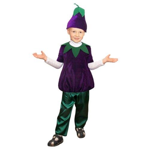 Купить Костюм Elite CLASSIC Баклажан, фиолетовый, размер 32 (128), Карнавальные костюмы