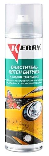Очиститель кузова KERRY от пятен битума и следов насекомых, 0.34 л