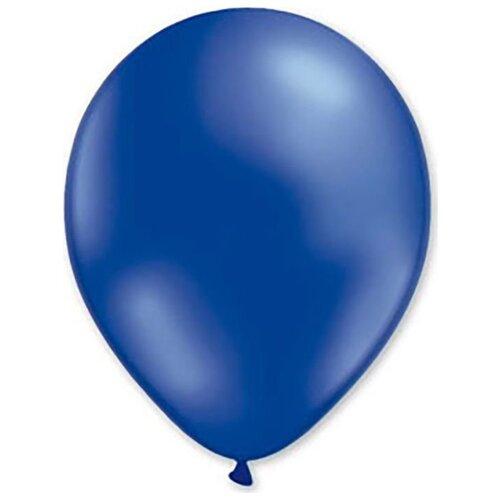 Набор воздушных шаров MILAND Металлик 13 см (100 шт.) синий