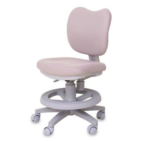 Компьютерное кресло RIFFORMA Rifforma-21 детское, обивка: текстиль, цвет: розовый компьютерное кресло rifforma comfort 32 с чехлом детское обивка текстиль цвет розовый