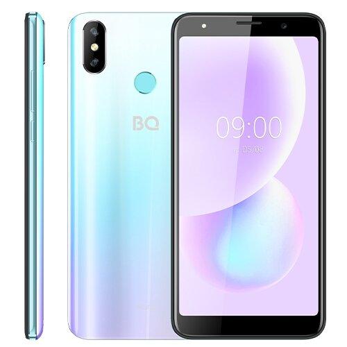 Смартфон BQ 6022G Aura, перламутровый смартфон bq 6022g aura фиолетовый