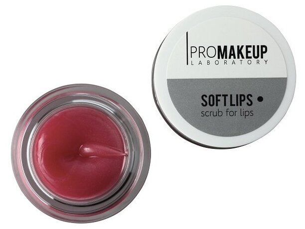 ProMAKEUP Laboratory Скраб для губ Soft Lips