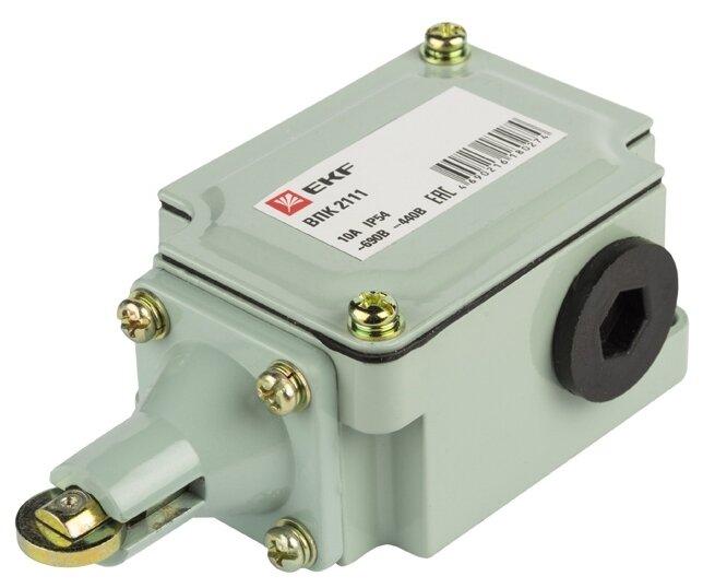 Концевой выключатель/переключатель EKF ВПК 2111