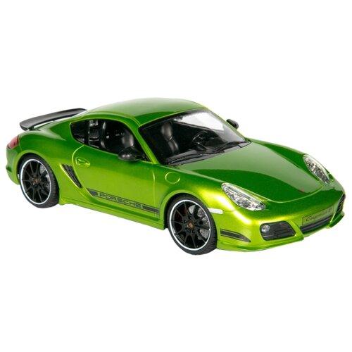 Легковой автомобиль Barty Porsche Cayman R (P003OC) 1:16 27 см зеленый цена 2017