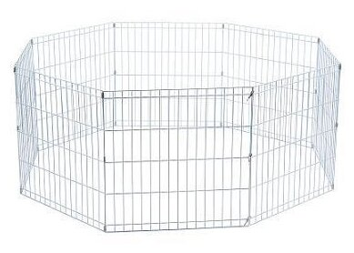 Вольер для собак Triol 30701002 61х147х76.2 см