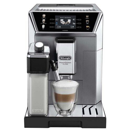 Кофемашина De'Longhi Primadonna Class ECAM550.85.MS серебристый