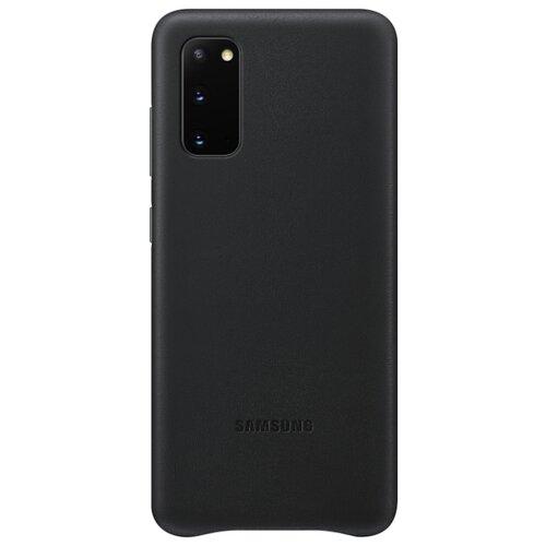 Чехол-накладка Samsung EF-VG980 для Galaxy S20, Galaxy S20 5G черный чехол накладка samsung ef aj730 для galaxy j7 2017 черный