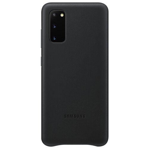 Чехол Samsung EF-VG980 для Samsung Galaxy S20, Galaxy S20 5G черный чехол samsung ef aj530 для samsung galaxy j5 2017 черный