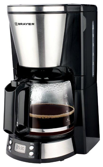 Кофеварка BRAYER BR1121