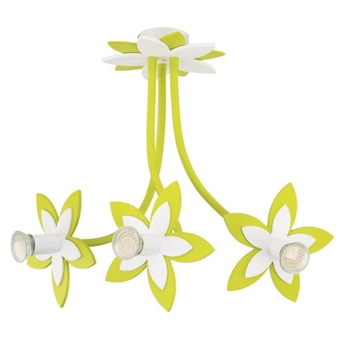 Фото - Люстра Nowodvorski Flowers 6898, GU10, 105 Вт люстра nowodvorski imbria 9678 gu10 350 вт