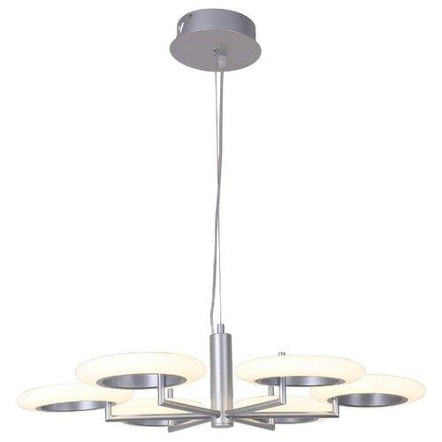 Люстра светодиодная Favourite Annuli 2208-6P, LED, 48 Вт