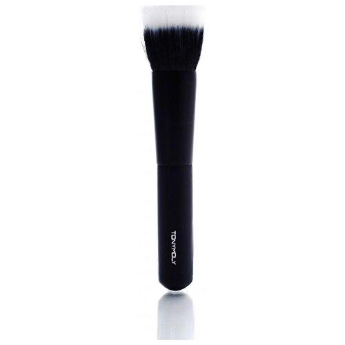 Кисть TONY MOLY Professional Brightening Brush черный/белый