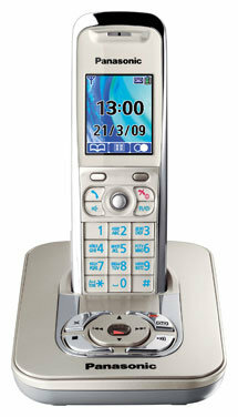 Радиотелефон Panasonic KX-TG8421