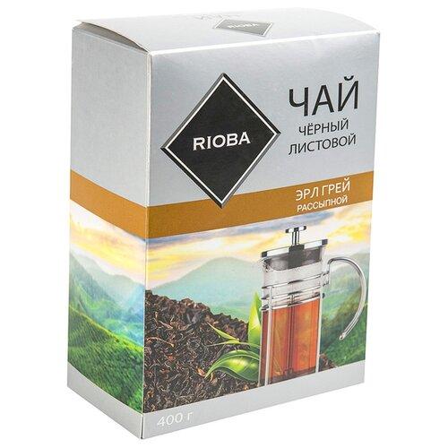 Чай RIOBA Эрл грей черный , 400 г