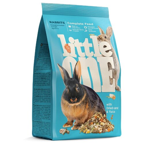 Фото - Корм для кроликов Little One Rabbits 900 г little one little one корм для кроликов 900 г