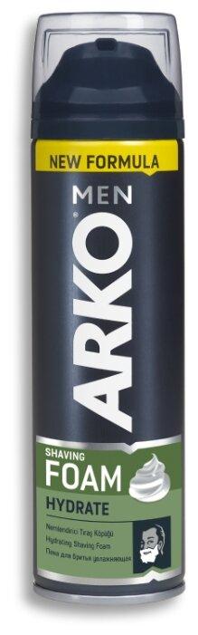 Пена для бритья Hydrate/Moist Arko