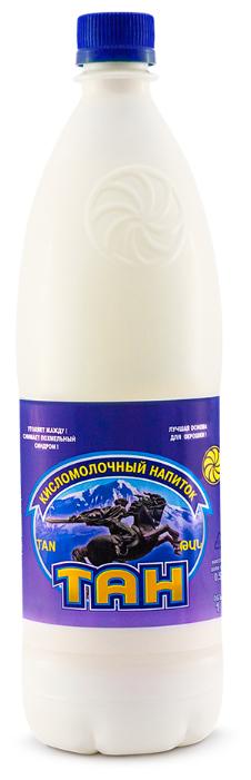 Ростовский завод плавленых сыров Тан 0.5% 1 л