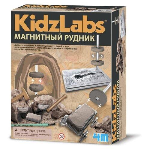 Купить Набор 4M Магнитный рудник, Наборы для исследований