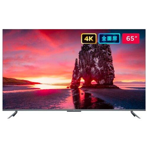 Фото - Телевизор QLED Xiaomi Mi TV 5 65 Pro 65, черный телевизор xiaomi mi tv 4s 65 65 ultra hd 4k