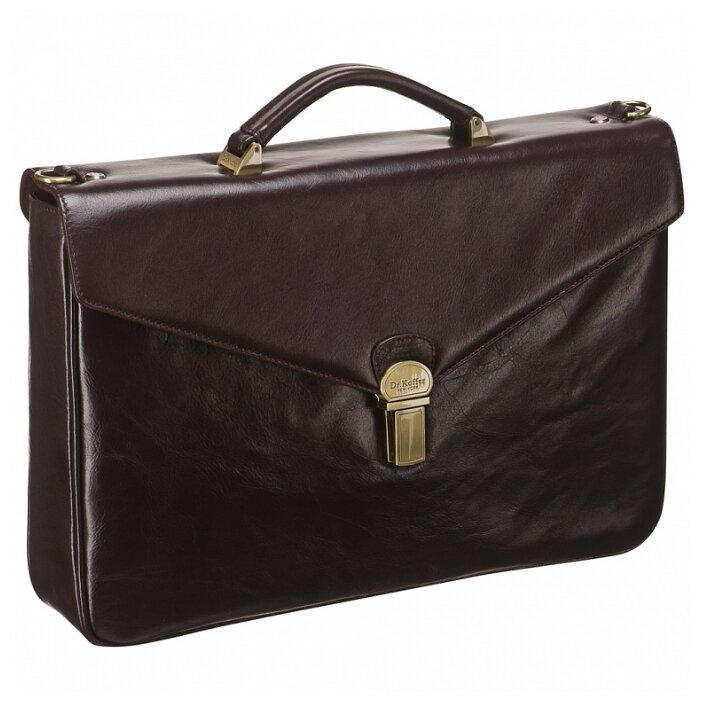 Портфель для мужчин Dr.Koffer P402571, натуральная кожа