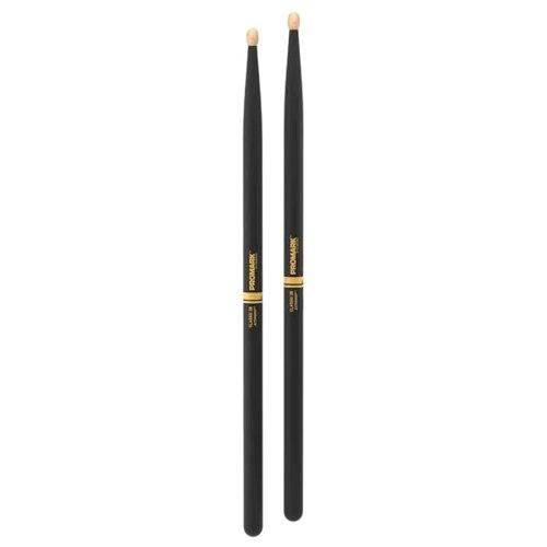 Фото - Барабанные палочки Pro-Mark Classic 2B ActiveGrip барабанные палочки pro mark rebound 7a activegrip