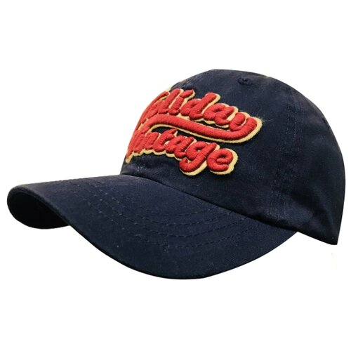Бейсболка Be Snazzy размер 54-56, темно-синий бейсболка robin ruth russia цвет темно синий crus119 b размер универсальный