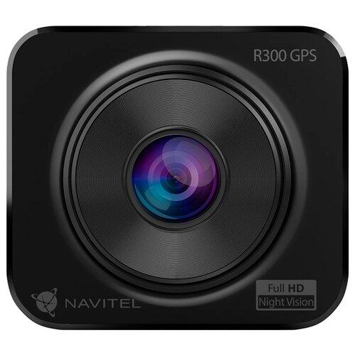 Видеорегистратор NAVITEL R300 GPS, GPS, черный