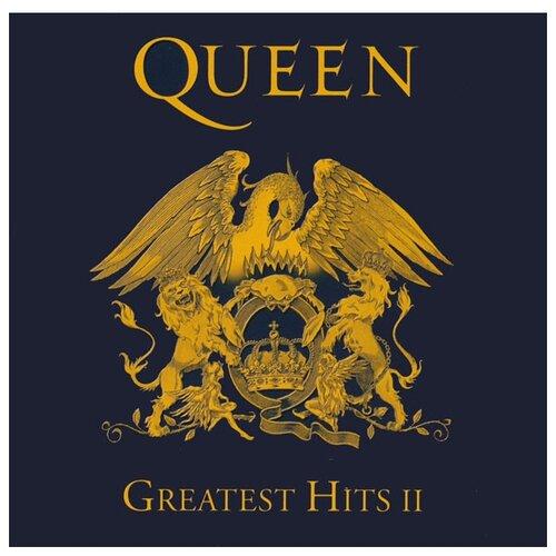 Фото - Queen. Greatest Hits II (CD) queen greatest hits ii cd