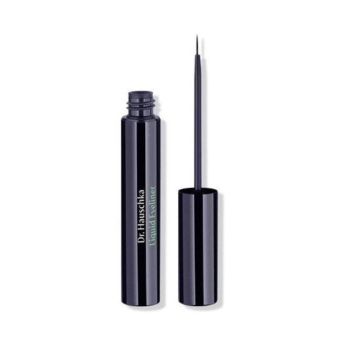 Фото - Dr. Hauschka подводка для глаз Liquid Eyeliner, оттенок 01 black dr hauschka карандаш для глаз eye definer оттенок 00 nude