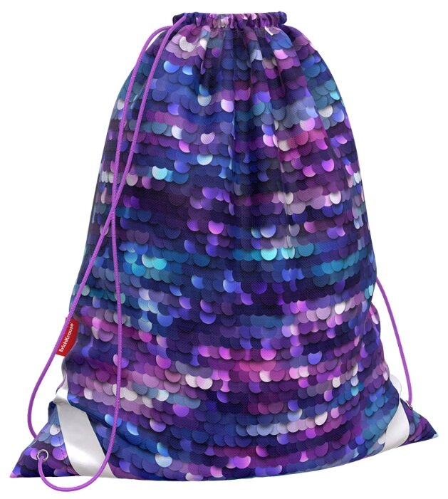 ErichKrause Мешок для обуви Purple Print (49133)