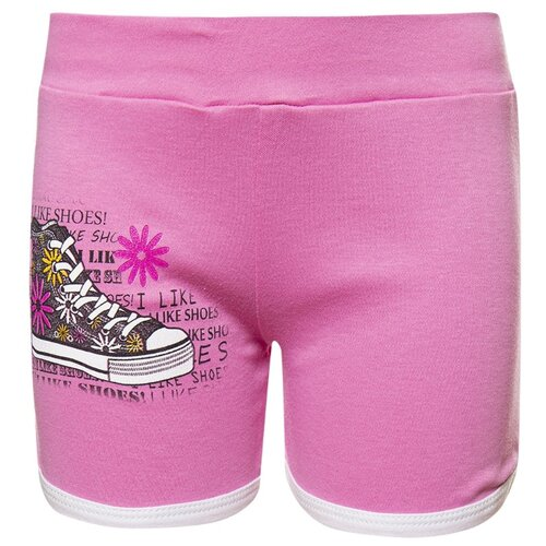 Шорты M&D размер 104, розовый