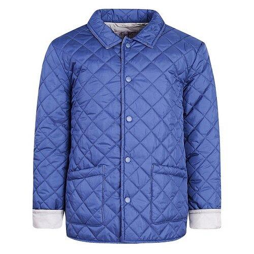 Купить Куртка Il Gufo P18GR113N0035 размер 140, синий, Куртки и пуховики