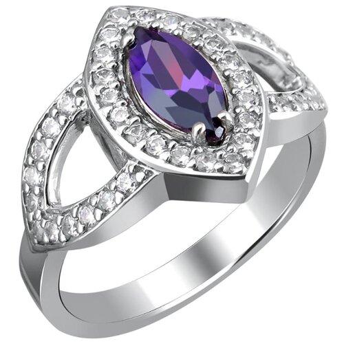 Эстет Кольцо с фианитами из серебра 01К2511684-2, размер 17 эстет кольцо с фианитами из серебра 01к2511684 2 размер 17 5