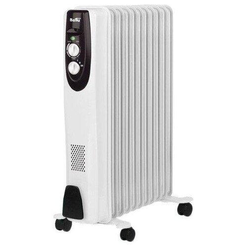 Масляный радиатор Ballu Classic BOH/CL-11 белый масляный радиатор ballu boh cl 07wrn 1500