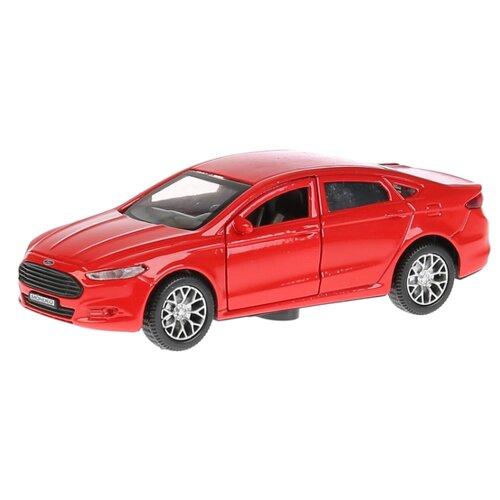 цена на Легковой автомобиль ТЕХНОПАРК Ford Mondeo (MONDEO-GD/GY/RD) 12 см красный