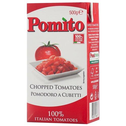 Мякоть помидора POMITO картонная коробка 500 г