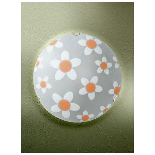 Светильник настенный Vitaluce V6015/2A, 2хЕ27 макс. 60Вт светильник настенный v6263 2a 2хе27 макс 60вт