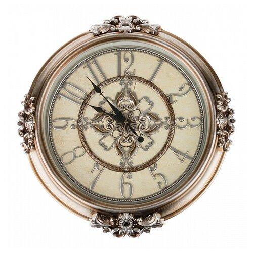 цена Часы настенные кварцевые Арти М 204-144 бронзовый онлайн в 2017 году