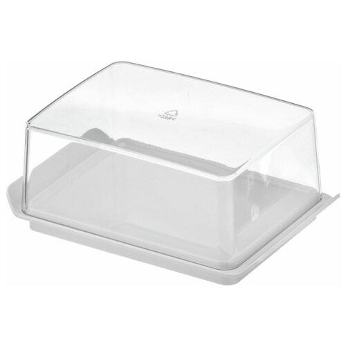 Масленка Bosch 00086166 прозрачный/белыйПредметы сервировки<br>