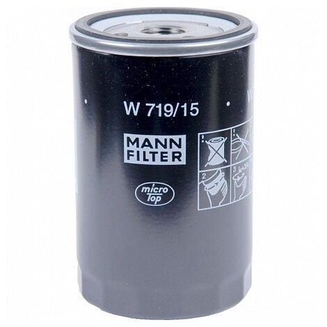 Масляный фильтр MANNFILTER W719/15