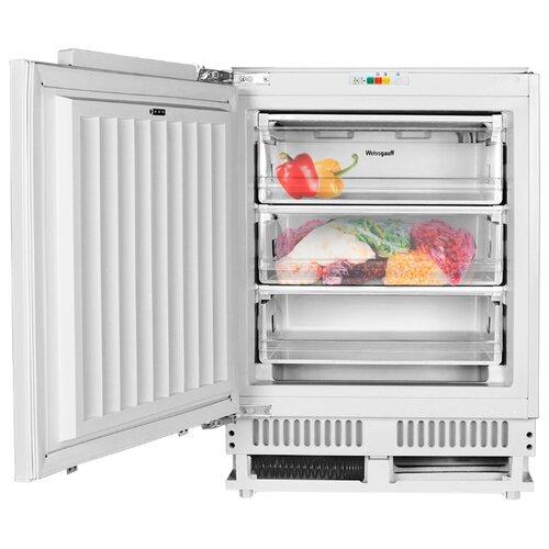 Встраиваемый морозильник Weissgauff WFI 100 W