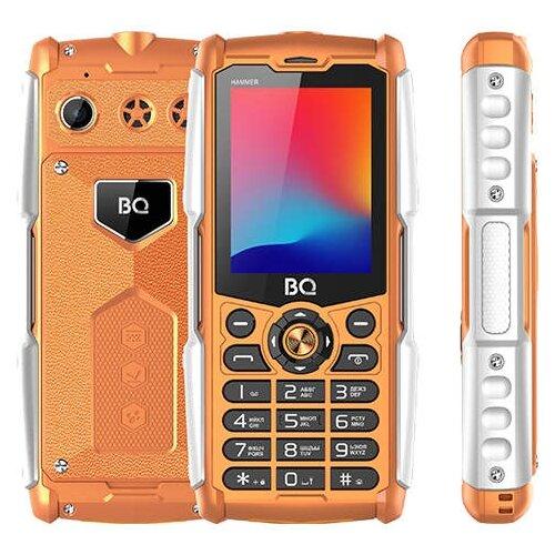 цена на Телефон BQ 2449 Hammer оранжевый