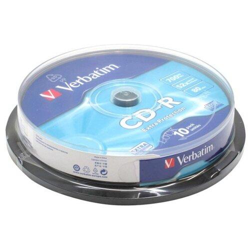 Диск CD-R Verbatim 43437